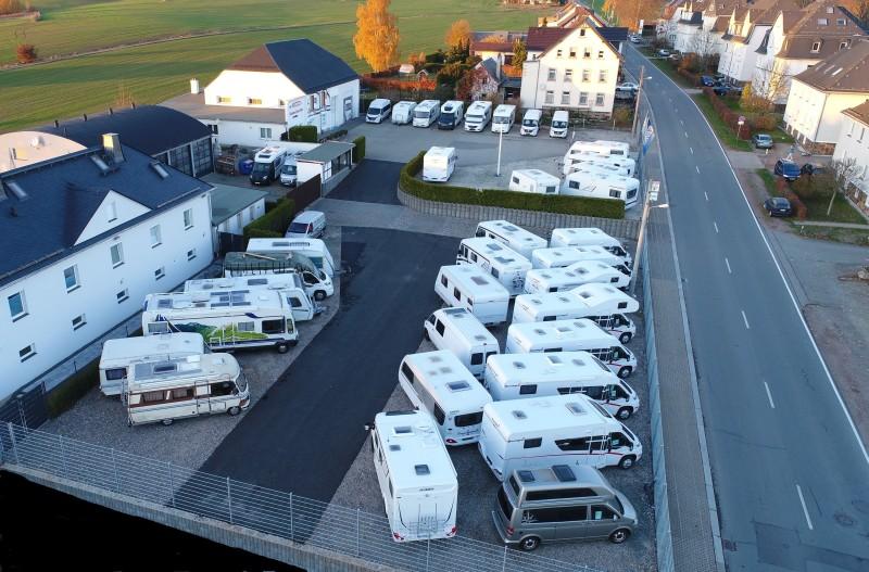 wohnmobil wohnwagen chemnitz caravan center geiler. Black Bedroom Furniture Sets. Home Design Ideas